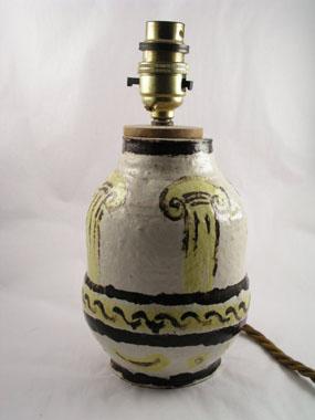 Image of lamp base