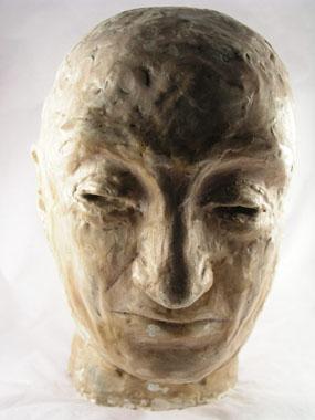Image of bust Desmond McCarthy