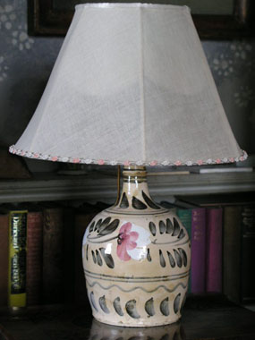 Image of lamp base