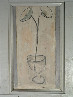 Image of window decoration