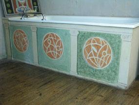 Image of bath panel