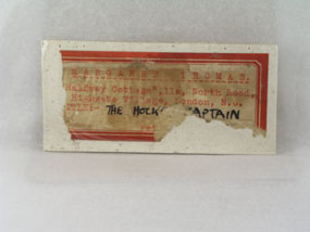 Image of label
