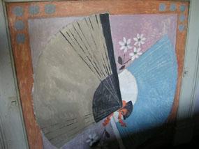 Image of chimney board