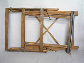 Image of easel