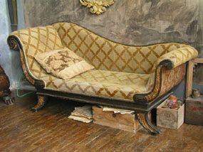 Image of chaise longue