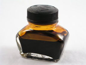Image of ink bottle