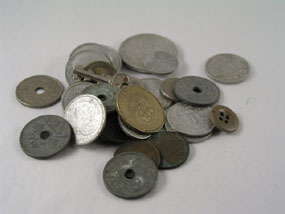 Image of coins