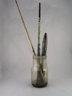 Image of paint brush