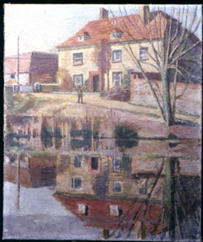 Image of painting Charleston
