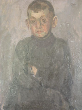 Image of painting Portrait of one of Madame Villain's Son's