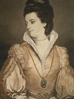 Image of print Reynolds of Jane, Duchess of Gordon