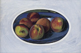 Image of painting Still life with apples