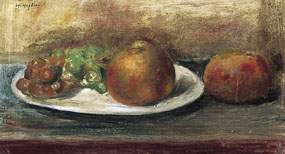 Image of painting Still life with fruit