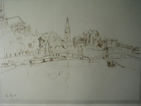 Image of drawing Auxerre