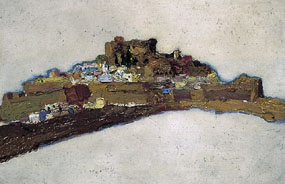 Image of painting Peniscola