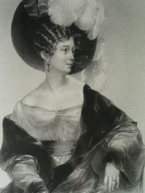 Image of painting portrait of a Lady