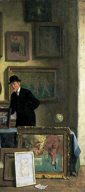 Image of painting Connoisseur