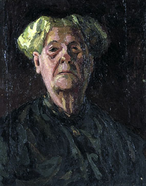 Image of painting Lady Strachey