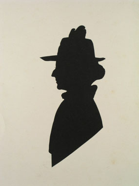 Image of silhouette Eleanor Grant