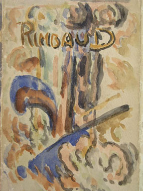 Image of dust jacket Rimbaud [Click here to close this image]