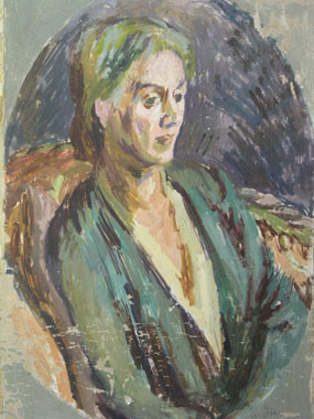 Image of painting Vanessa Bell