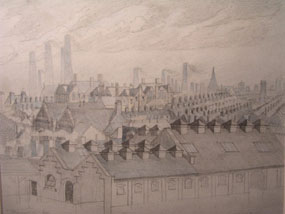 Image of drawing Manchester 1932