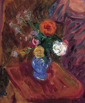 Image of painting Flowers