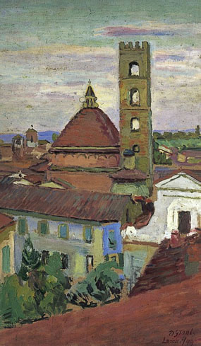 Image of painting Lucca