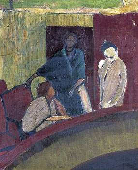Image of painting The Opera Box
