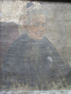 Image of painting Portrait of Lady Stephen