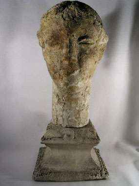 Image of bust  [Click here to close this image]