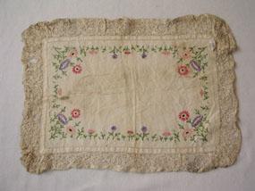 Image of tray cloth