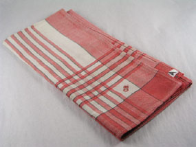 Image of table napkins