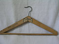 coat hanger  [Click here to see more information about this item]