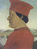 painting Portrait of the Duke of Urbino [Click here to see more information about this item]