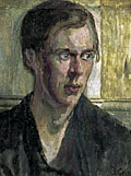 painting Portrait of Adrian Stephen [Click here to see more information about this item]