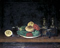 painting Still life with vegetables [Click here to see more information about this item]