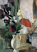 painting Still life with poppies [Click here to see more information about this item]