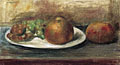 painting Still life with fruit [Click here to see more information about this item]