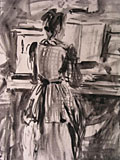 painting Angelica at the Piano [Click here to see more information about this item]