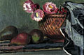 painting Still life-Pears and Everlasting Flowers [Click here to see more information about this item]