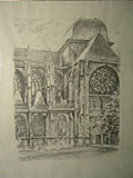 print French Church [Click here to see more information about this item]