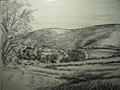 drawing Firle Beacon [Click here to see more information about this item]