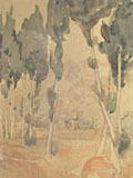 watercolour Menton? [Click here to see more information about this item]