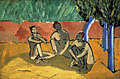 painting Three Figures [Click here to see more information about this item]
