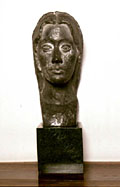 bust Bust of Vanessa Bell [Click here to see more information about this item]