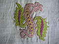 embroidery  [Click here to see more information about this item]